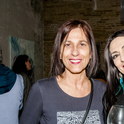 "Catia Massa - Solo Exhibition ""Colores y Elementos de la Naturaleza"""