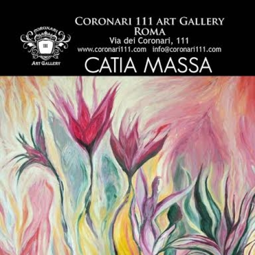 Catia Massa - Artexpò New York 2015