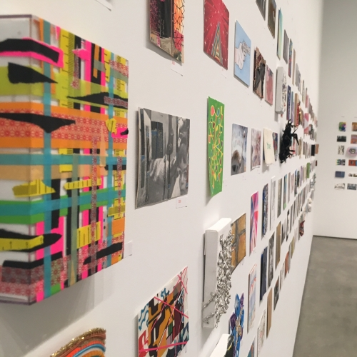 """Catia Massa - Metro Pictures Gallery NY - """"Postcards from the Edge"""""""